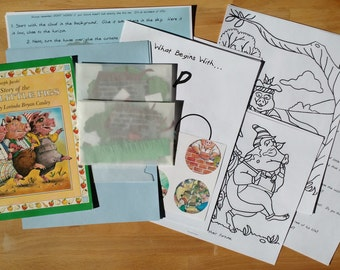 The Story of the Three Little Pigs - Book Adoration Kit