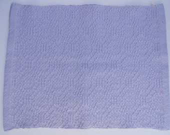 Set of 2 Woven Placemats, Handwoven Table Mats, Table Linens, Silver Placemats, Cotton Dining Table Mats, Handwoven Textile