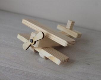 wood Airplane/Airplane/Aircraft
