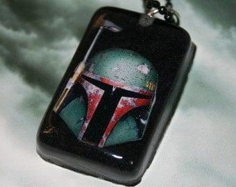 Boba Fett Star Wars Necklace