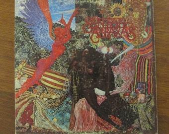 Santana - Abraxis - Original 1970 Vinyl LP