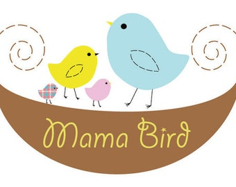Mama Bird Tank Top Only