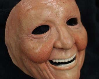 Wee jimmy krankie silicone horror mask