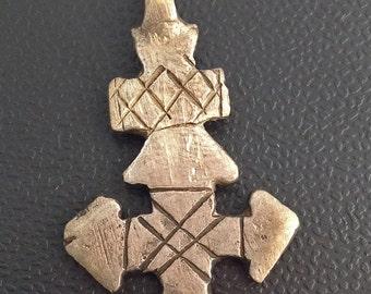 Ethiopian Bronze Cross