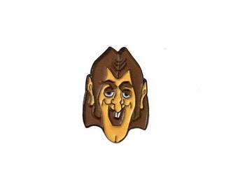 Count Chocula Enamel Pin