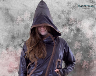 Unique - summer rain jacket in the form of fadenknipser