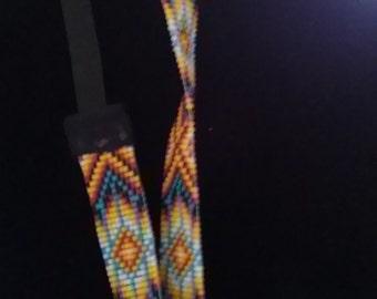 Southwestern Hand beaded headband