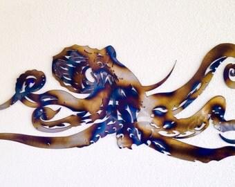 2ft long all steel Octopus