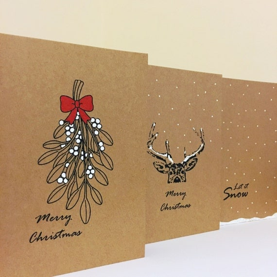 Items similar to christmas card set christmas cards for Christmas ideas for christmas cards