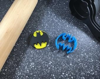 Batman Symbol Fondant Cookie Cutter