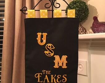 University of Southern Miss Garden Flag