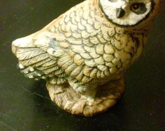 Vintage Brown Owl