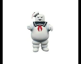 Stay Puft Marshmallow Man Monster Ghostbusters sticker