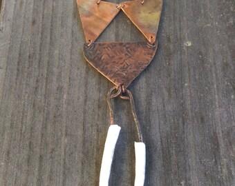 The Dentalium Totem Necklace