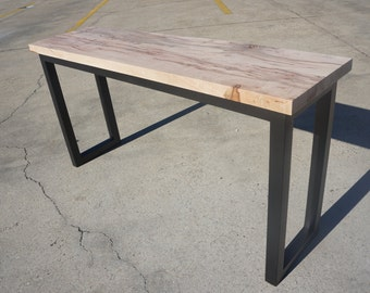 Ambrosia Maple Console Table