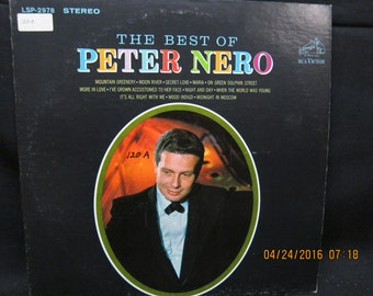 Best of Peter Nero - RCA Victor Records 1965