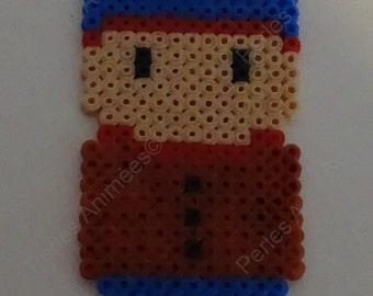 "Keyring South Park ""Cuties"" pixel art"