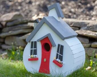 Funky and fun Bird house