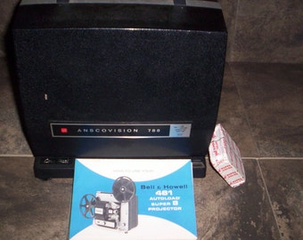 Bell and Howell 461 Autoload Super 8 Projector
