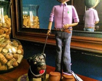 Pet Personalized Doll Gift