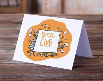 Book Club Invite