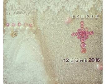 Holy communion keepsake...Wedding...Engagement...unique to you...