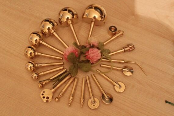 Master 20 Flower-Making Tool Set