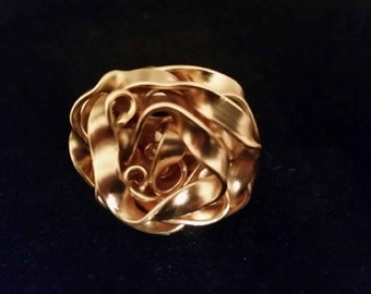 Statement Ring Copper