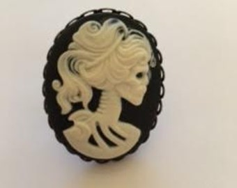 Lady Day of the Dead ring