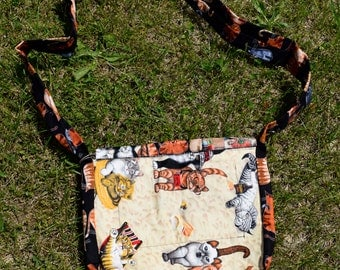 The Crazy Cat Lady Bag