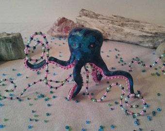 Pet octopus, petite pieuvre domestique