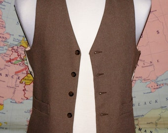 Vintage Levi's Panatela Vest