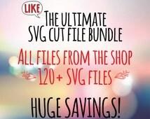 Ultimate SVG SALE, SVG design bundle package, Svg file collection, All shop svg, Huge Savings, Silhouette Cameo, Cricut, Vinyl Projects