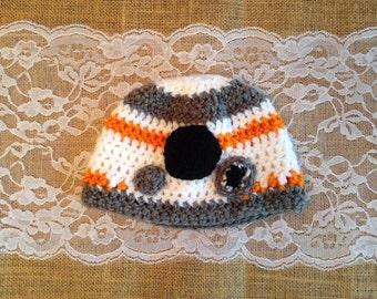 BB-8 Baby/Toddler Hat