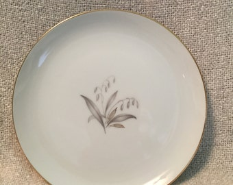 Kaysons China bread and butter plate
