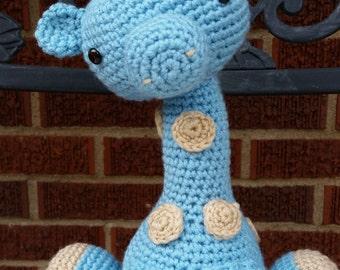Adorable Giraffe Pattern