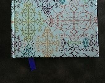 Fancy Purple Page Journal