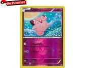 Clefairy 50/83 Reverse Holo Pokemon TCG: Generations Pokemon Card - Common Pokemon Card - Mint Condition - Pokemon 20th Anniversary Card