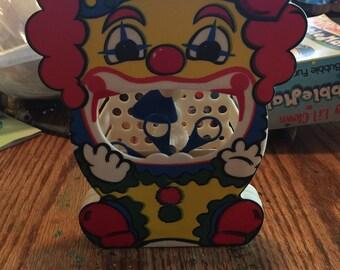 Happy Little Clown Bubble Maker