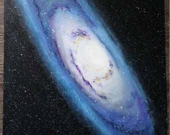 "Andromeda 12""x16"""