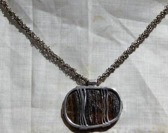 Unique Silver Nicklace