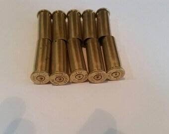 38 Special Bullet Casing - Brass Primer - Lot of 10 - Sku 108