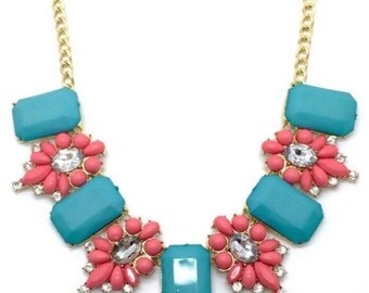 Brights Have More Fun - Statement Necklace