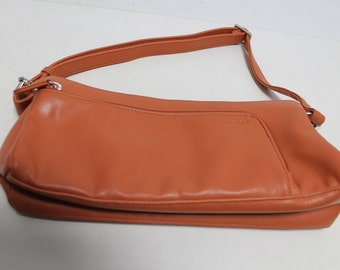 Vintage woman leather bag PICARD