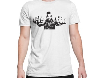 Mr T (B. A. Baracus)  from The A Team T-shirt 1