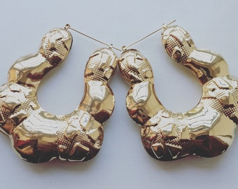 The Latoya Hoop Earrings