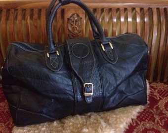 Black & White travel bag