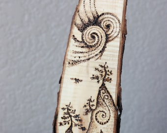 Tree Limb Art - Handcrafted