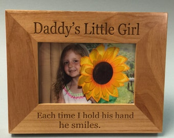 Daddy's Little Girl Frame