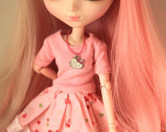 Necklace Hello Kitty doll!